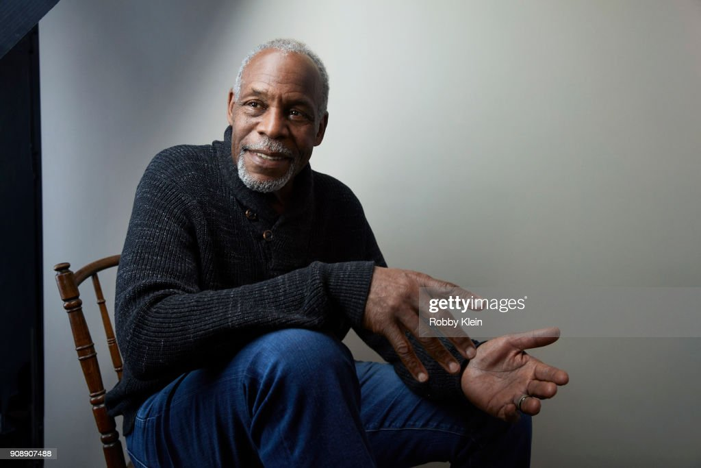 Executive Producer Danny Glover from the film 'Hale County This Morning, This Evening' poses for a portrait at the YouTube x Getty Images Portrait Studio at 2018 Sundance Film Festival on January 21, 2018 in Park City, Utah.