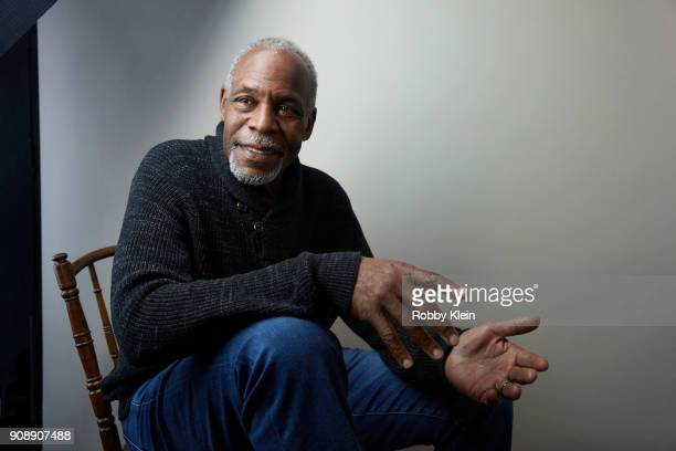 Executive Producer Danny Glover from the film 'Hale County This Morning This Evening' poses for a portrait at the YouTube x Getty Images Portrait...