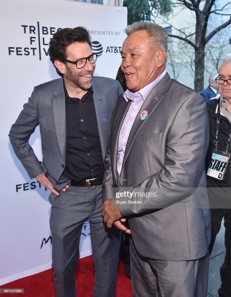 """""""Bobby Kennedy For President"""" Red Carpet Premiere - 2018 Tribeca Film Festival"""