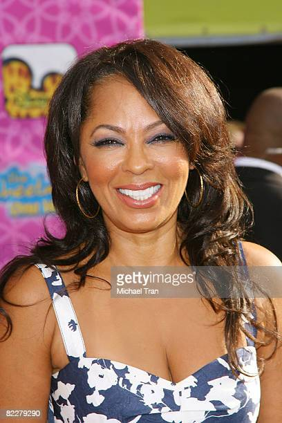 """Executive producer Debra Martin Chase arrives at Disney Channel's """"The Cheetah Girls: One World"""" Los Angeles Premiere held at El Capitan Theatre on..."""