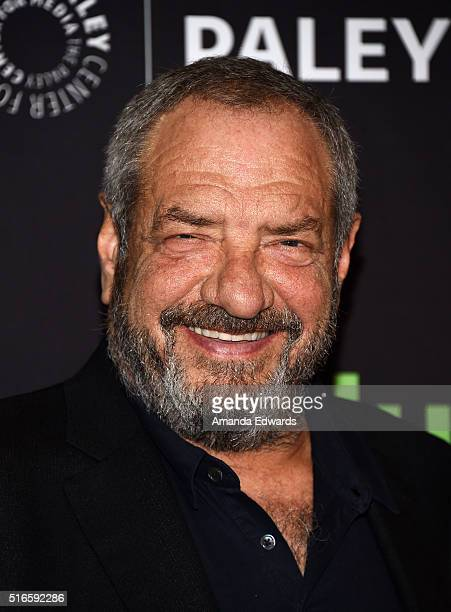 "Executive producer Dick Wolf arrives at The Paley Center For Media's 33rd Annual PaleyFest Los Angeles - Stars of ""Law and Order: SVU"", ""Chicago..."