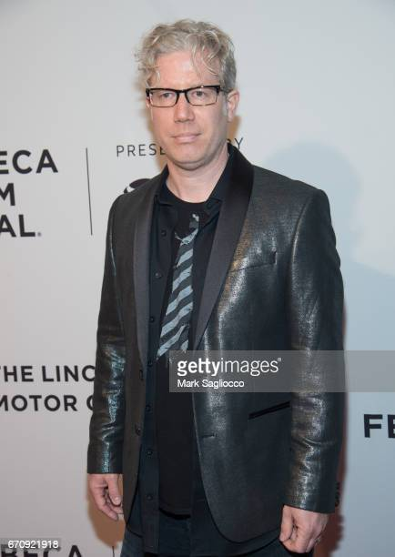 """Executive Producer Eddie Schmidt attends the 2017 Tribeca Film Festival screening of """"Gilbert"""" at SVA Theatre on April 20, 2017 in New York City."""