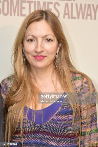 Executive producer Elika Portnoy attends a New York screening of Never Rarely Sometimes Always at Metrograph on March 09 2020 in New York City
