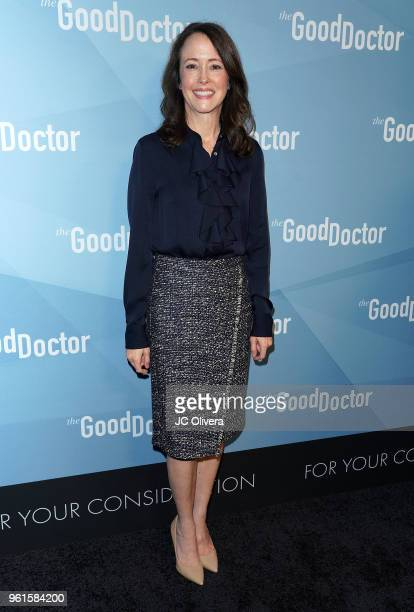 Executive producer Erin Gunn attends For Your Consideration Event for ABC's 'The Good Doctor' at Sony Pictures Studios on May 22 2018 in Culver City...