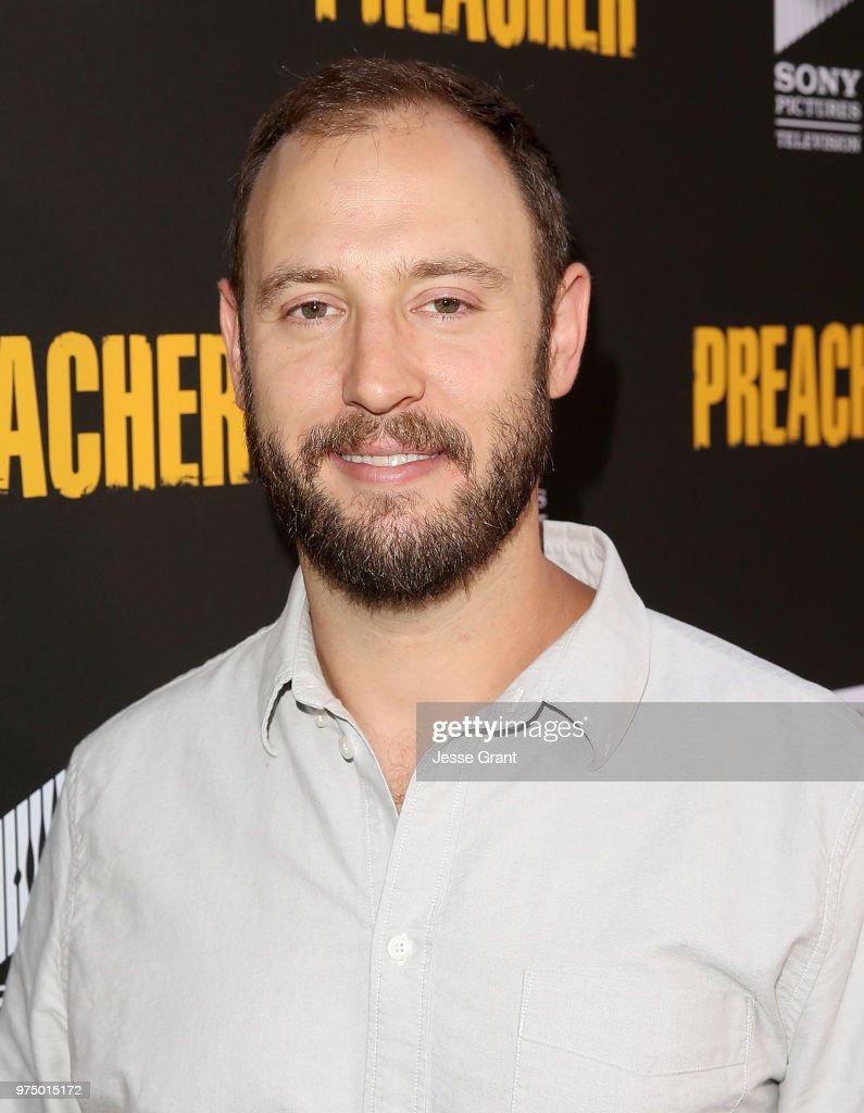 """Premiere Of AMC's """"Preacher"""" Season 3"""