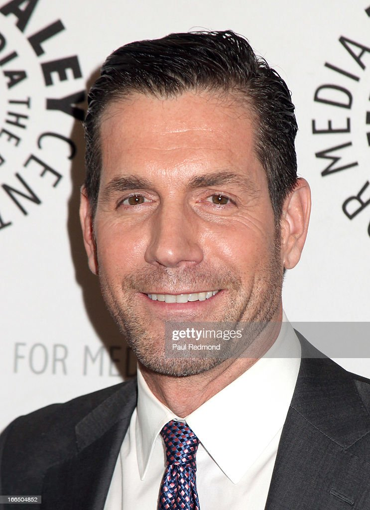 Executive Producer Frank Valentini arrives at The Paley Center For Media Presents 'General Hospital: Celebrating 50 Years And Looking Forward' at The Paley Center for Media on April 12, 2013 in Beverly Hills, California.