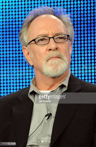 """Executive producer Gary Goetzman of """"The Pacific"""" speaks during the HBO portion of the 2010 Television Critics Association Press Tour at the Langham..."""