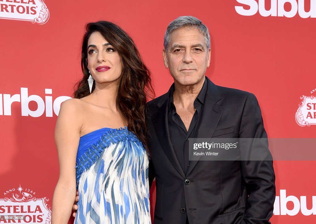 "Premiere Of Paramount Pictures' ""Suburbicon' - Red Carpet : News Photo"