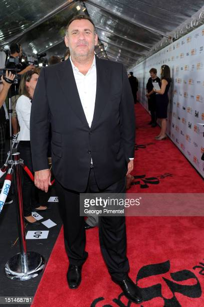 Executive Producer Graham King attends the Argo premiere during the 2012 Toronto International Film Festival at Roy Thomson Hall on September 7 2012...