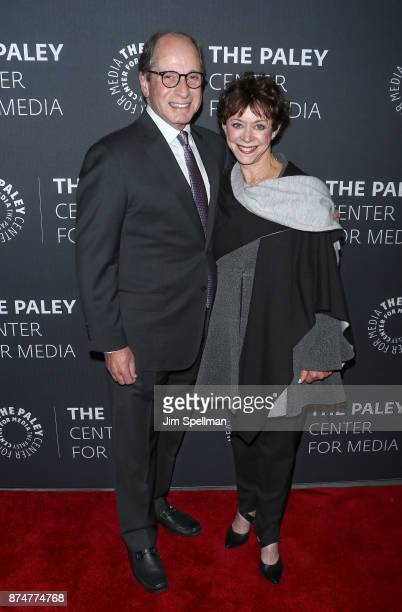 Executive producer Harry Friedman and guest attend The Wheel of Fortune: 35 Years as America's Game hosted by The Paley Center For Media at The Paley...