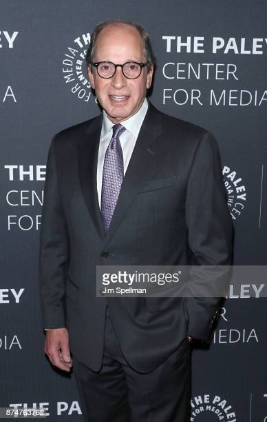 Executive producer Harry Friedman attends The Wheel of Fortune: 35 Years as America's Game hosted by The Paley Center For Media at The Paley Center...