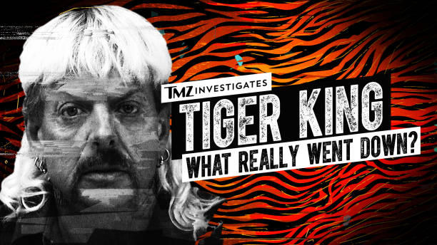 "CA: FOX's ""TMZ Investigates: Tiger King - What Really Went Down?"""
