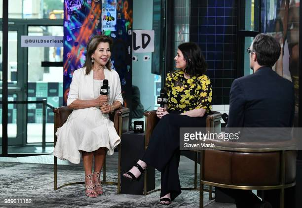 Executive producer HRH Princess Firyal of Jordan and director Alexandra Shiva visit Build Series to discuss 'This Is Home A Refugee Story'...