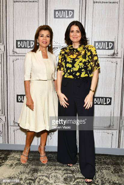 Executive producer HRH Princess Firyal of Jordan and director Alexandra Shiva visit Build Series to discuss This Is Home A Refugee Story documentary...