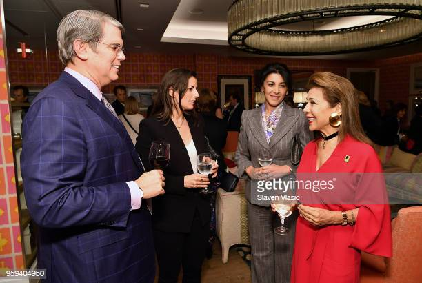 Executive producer HRH Princess Firyal of Jordan and guests attend 'This is Home A Refugee Story' New York Premier Screening at Crosby Street Hotel...