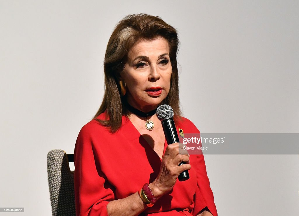 Executive producer HRH Princess Firyal of Jordan attends panel discussion for 'This is Home: A Refugee Story' - New York Premier Screening at Crosby Street Hotel on May 16, 2018 in New York City.