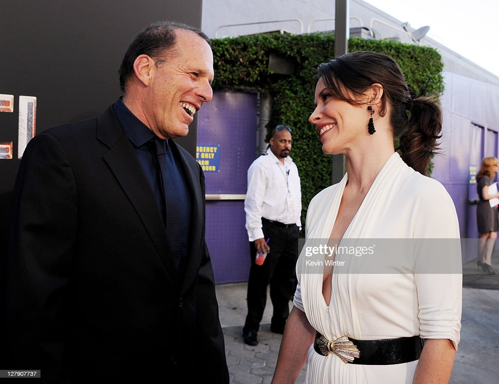"""Premiere Of DreamWorks Pictures' """"Real Steel"""" - Red Carpet"""