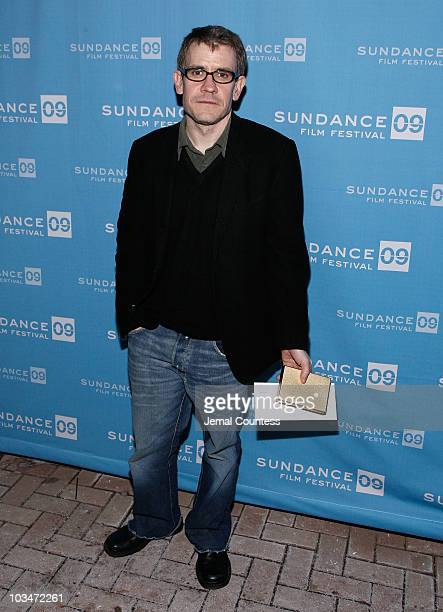 Executive Producer James Berkeley attends the premiere of Black Dynamite during the 2009 Sundance Film Festival at Library Center Theatre on January...