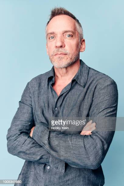 Executive producer JeanMarc Vallée of HBO's 'Sharp Objects' poses for a portrait during the 2018 Summer Television Critics Association Press Tour at...