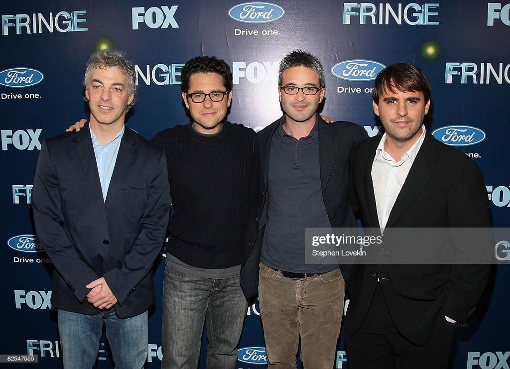 "FOX's ""Fringe"" Series Premiere Party : News Photo"
