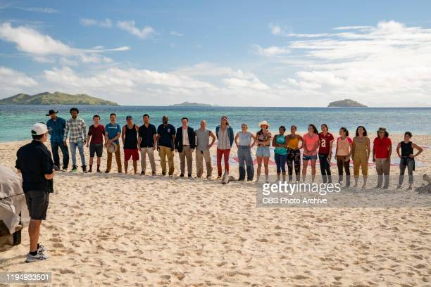 Executive Producer Jeff Probst returns to host SURVIVOR WINNERS AT WAR when the Emmy Awardwinning series returns for its 40th season with a special...