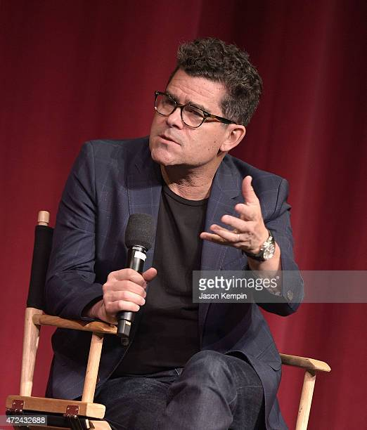 Executive Producer Jeffrey Reiner attends a screening for Showtime's The Affair at the Samuel Goldwyn Theater on May 6 2015 in Beverly Hills...