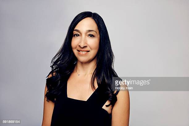 Executive producer Jennifer Gwartz from FOX's 'Lethal Weapon' poses for a portrait at the FOX Summer TCA Press Tour at Soho House on August 9 2016 in...