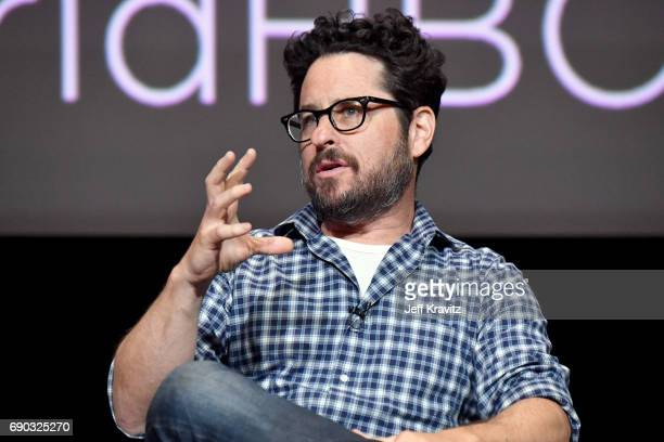 Executive producer JJ Abrams speaks onstage during HBO's 'Westworld' FYC panel at the Saban Media Center on May 30 2017 in North Hollywood California