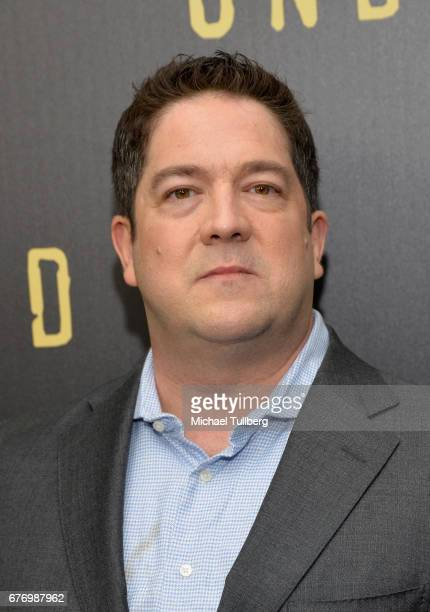 """Executive Producer Joe Pokaski attends a For Your Consideration event for WGN America's """"Underground"""" at The Landmark on May 2, 2017 in Los Angeles,..."""