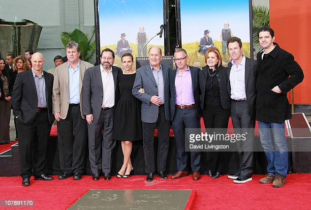 Executive producer Joey Rappa Sony Pictures Classics CoPresidents Tom Bernard and Michael Barker Robert Duvall's wife Luciana Pedraza actor Robert...