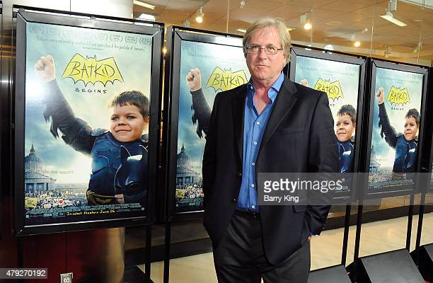 Executive Producer John Crane attends the screening of Warner Bros Pictures 'Batkid Begins' at Landmark Theatre on June 17 2015 in Los Angeles...