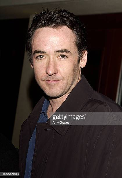 Executive producer John Cusack during 2002 Toronto Film Festival 'Never Get Outta the Boat' Premiere at Isabel Bader Theatre in Toronto Ontario Canada