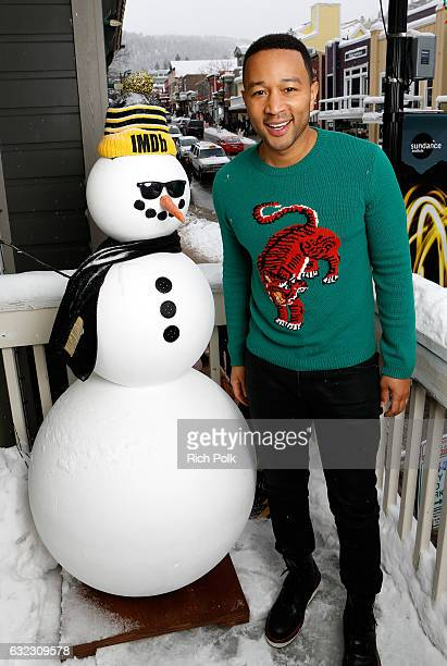 Executive producer John Legend of Underground attends The IMDb Studio featuring the Filmmaker Discovery Lounge presented by Amazon Video Direct Day...