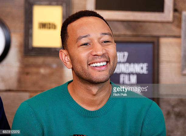 Executive producer John Legend of 'Underground' attends The IMDb Studio featuring the Filmmaker Discovery Lounge presented by Amazon Video Direct Day...