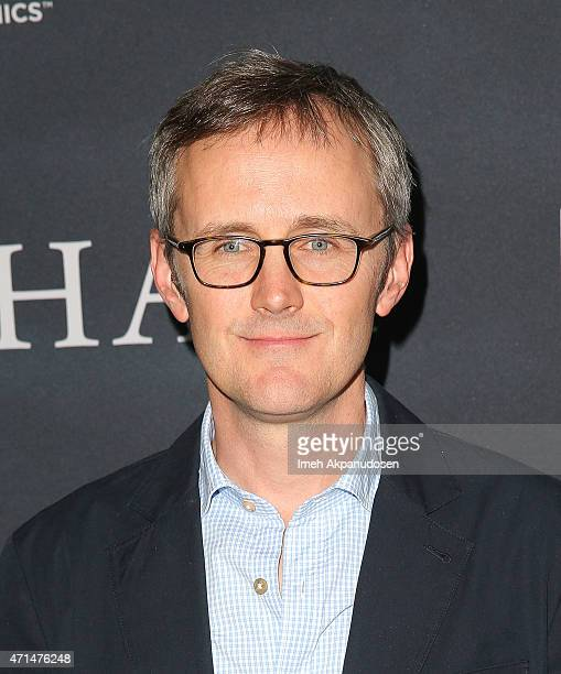 Executive producer John Stephens attends Fox's 'Gotham' finale screening event at Landmark Theatre on April 28 2015 in Los Angeles California