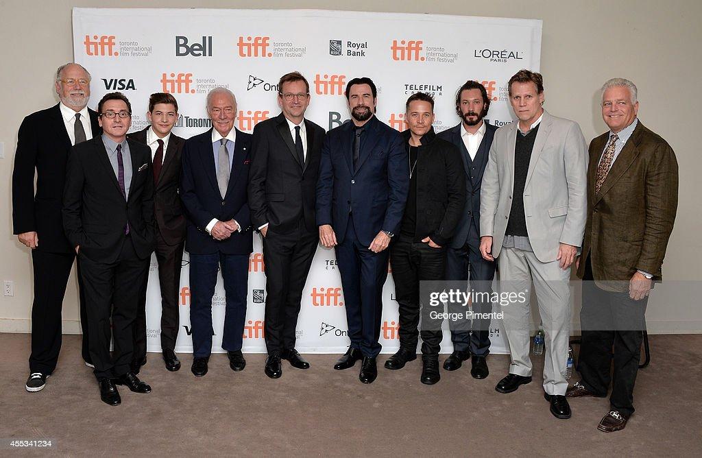 """The Forger"" Premiere - Red Carpet - 2014 Toronto International Film Festival"