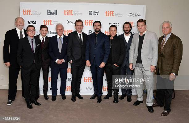 Executive Producer Jonathan Dana Producer Bart Rosenblatt actors Tye Sheridan Christopher Plummer Director Philip Martin actors John Travolta Travis...