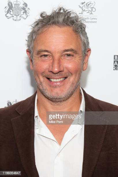 Executive Producer Jonny Keeling attends the Seven Worlds One Planet Screening at Crosby Hotel on January 13 2020 in New York City