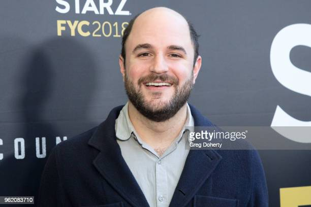 Executive Producer Jordan Horowitz attends the For Your Consideration Event For Starz's Counterpart And Howards End at LACMA on May 23 2018 in Los...