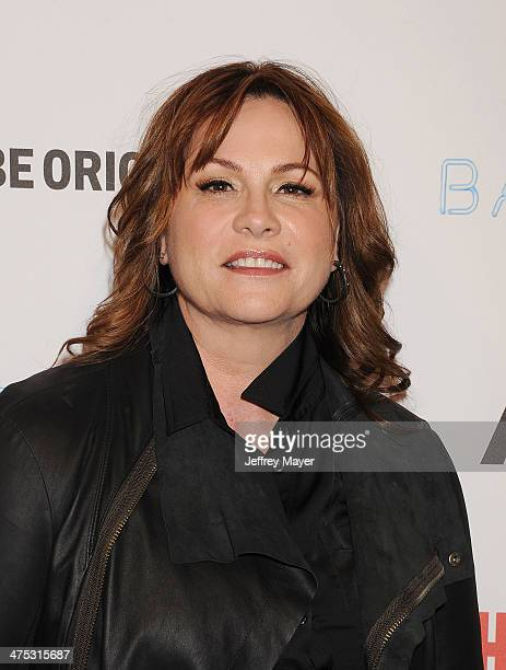 Executive Producer Kerry Ehrin arrives at the premiere party for AE's Season 2 of 'Bates Motel' and the series premiere of 'Those Who Kill' at...