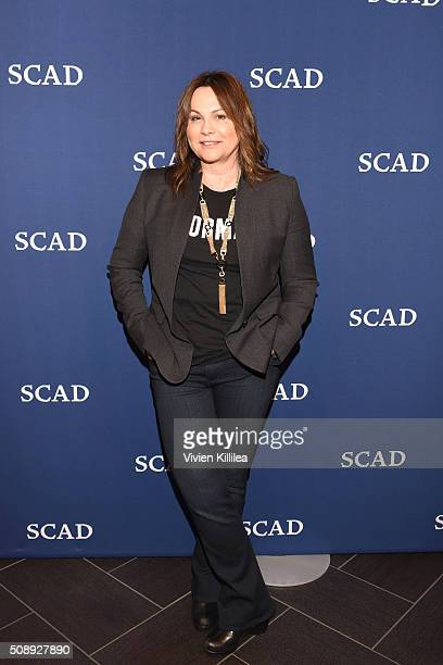 Executive Producer Kerry Ehrin attends the Bates Motel event during aTVfest 2016 presented by SCAD on February 6 2016 in Atlanta Georgia