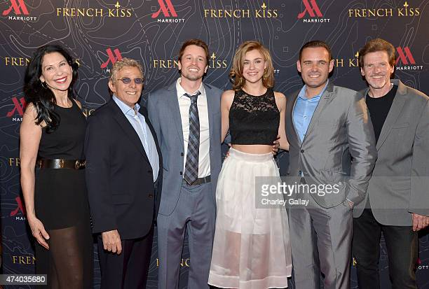 Executive Producer Kim Moses Executive Producer Ian Sander actors Tyler Ritter Margot Luciarte David Beebe Vice President of Creative and Content...