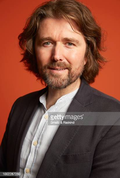 Executive Producer Lachlan MacKinnon from Sky One's 'A Discovery of Witches' poses for a portrait in the Getty Images Portrait Studio powered by...