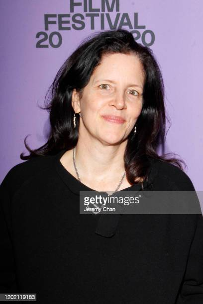 Executive Producer Laura Poitras attends the 2020 Sundance Film Festival Documentary Shorts Program 2 at Temple Theater on January 26 2020 in Park...