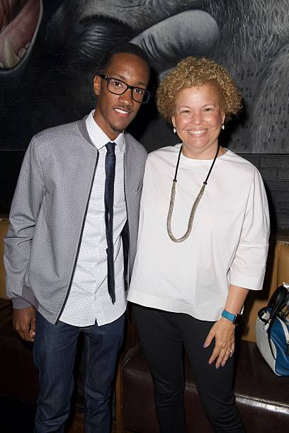 executive producer lemuel plummer and ceo of bet debra lee attend bet music moguls - Executive Producer Music