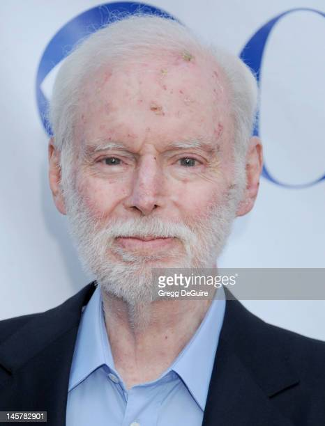 Executive producer Leonard Goldberg arrives at the Blue Bloods special screening and panel discussion at Leonard H Goldenson Theatre on June 5 2012...