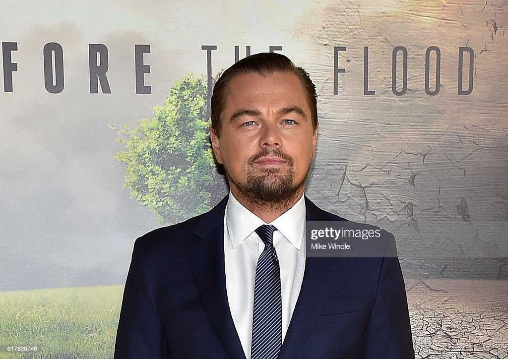 """Screening Of National Geographic Channel's """"Before The Flood"""" - Arrivals : News Photo"""