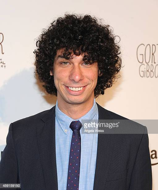 Executive Producer Luke Matheny arrives for the Los Angeles premiere screening of Amazon Original Series 'Gortimer Gibbon's Life On Normal Street' at...