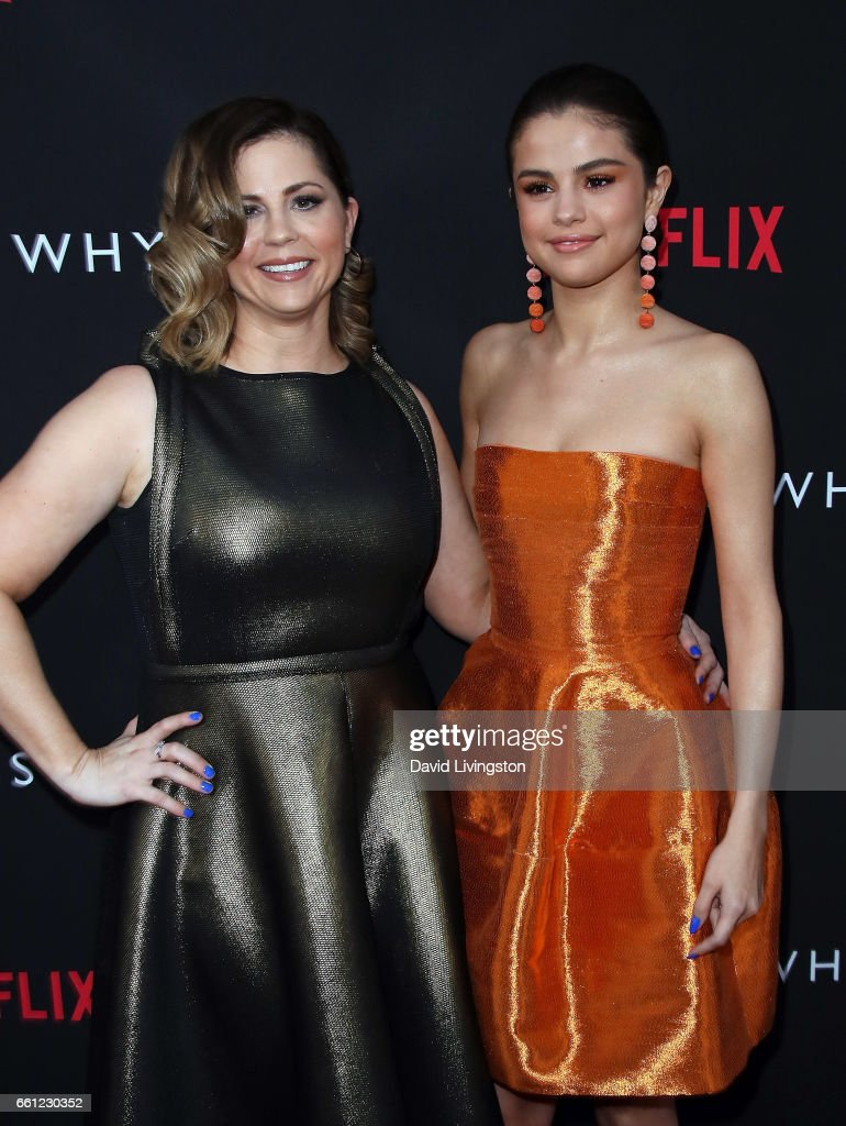 """Premiere Of Netflix's """"13 Reasons Why"""" - Arrivals : News Photo"""