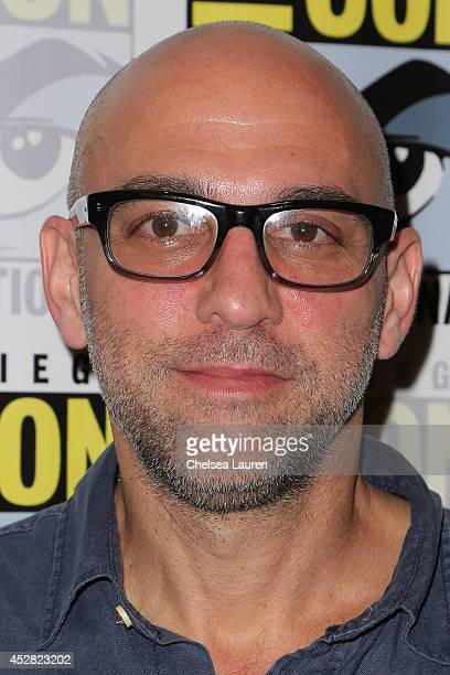 Executive producer Marcos Siega attends 'The Following' press line at ComicCon International on July 27 2014 in San Diego California